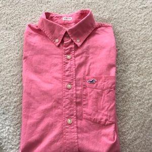 Men's Hollister button down shirt